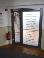Eingang Hohner-Konservatorium