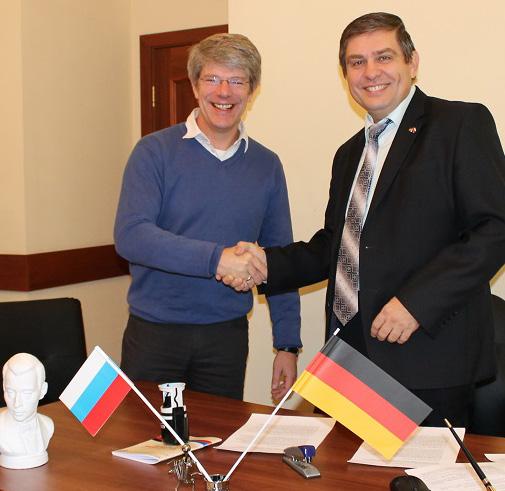 Kooperationsvertrag Mit Tambov