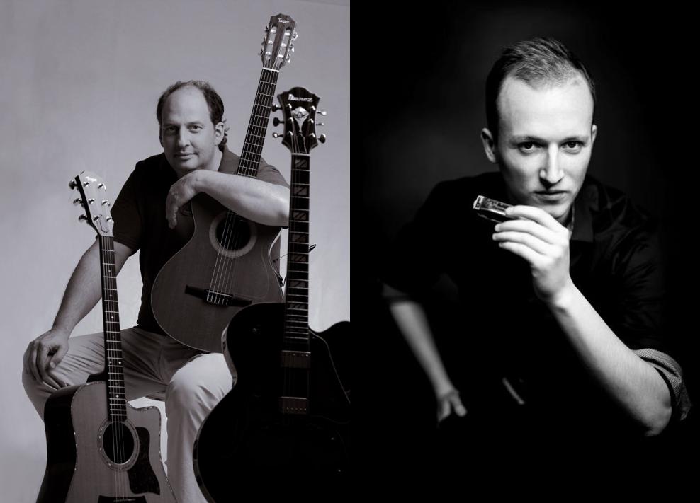 Free Reeds Unlimited – Harmonica Meets Jazz, Pop, Blues & More Mit Frank Haunschild Und Konstantin Reinfeld Vom 01. – 03.10.2021